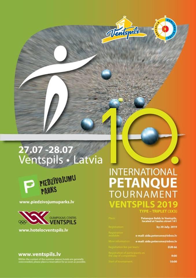 2019.07.27 - 2019.07.28Latvija, Ventspilis